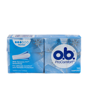 o.b.® ProComfort Normal tamponi 16 kpl