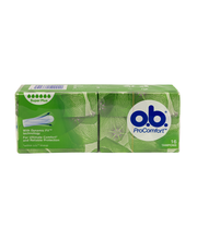 O.B. ProComfort 16 kpl Super Plus tamponi
