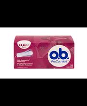 O.B. ProComfort 32 kpl Super tamponi