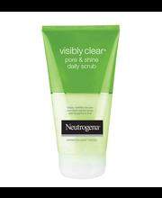 Neutrogena Visibly Clear 150ml Pore & Shine Daily Scrub kuorintavoide