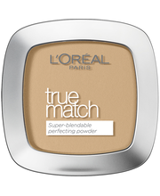 Loreal True Match Puuteri W3 Golden Beige