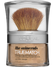 L'Oréal Paris True Match Mineral Meikkivoide W1 Golden Ivory