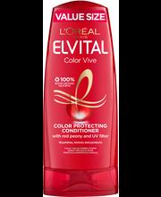 L'Oréal Paris Elvital Color-Vive 400ml Hoitoaine vaurioituneille ja rasittuneille hiuksille