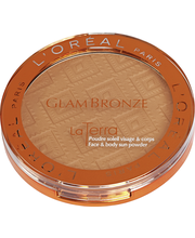 L'Oréal Paris Glam Bronze La Terra French Riviera 01 Portofino-Leggero aurinkopuuteri