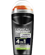 L'Oreal Paris Men Expert Deodorant Carbon Protect Citrus Clear 50ml roll-on antiperspirantti