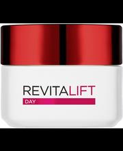L'Oréal Paris 50ml Revitalift ryppyjä silottava ja ihoa kiinteyttävä päivävoide