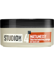 L'Oréal Paris Studio Line 150ml Matt & Messy Sponge Mattamuotoilu, 4/10
