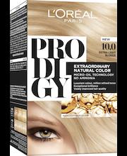 L'Oréal Paris Prodigy 10.0 Extra Light Blonde erittäin kirkas vaalea kestoväri
