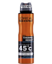 L'Oréal Paris Men Expert Deodorant 150ml Thermic Resist Spray antiperspirantti