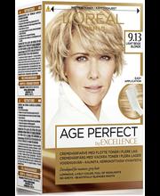L'Oréal Paris Age Perfect by Excellence 9.13 Light beige blonde vaalea beige kestoväri