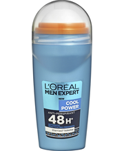 L'Oréal Paris Men Expert Cool Power Roll-on antiperspirantti 50 ml