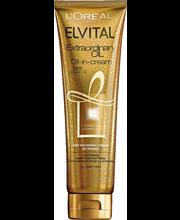 L'Oréal Paris Elvital 150ml Extraordinary Oil oil-in-cream hiuksiin jätettävä öljyvoide