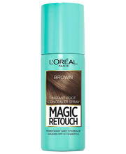 L'Oréal Paris Magic Retouch 75ml Brown Suihkutettava Tyvisävyte