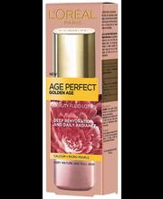 L'Oréal Paris Age Perfect 125ml Golden Age Day Fluid lotion kosteuttava emulsioseerumi