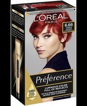 L'Oréal Paris Préférence Infinia kestoväri