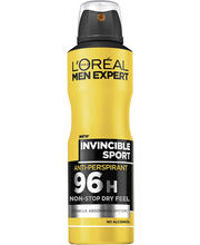 L'Oréal Paris Men Expert Deo 150ml Invincible Sport spray antiperspirantti
