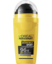 L'Oréal Paris Men Expert Deo 50ml Invincible Sport roll-on antiperspirantti