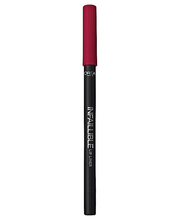 L'Oréal Paris Infaillible Lip Liner 105 Red Fiction -huultenrajauskynä
