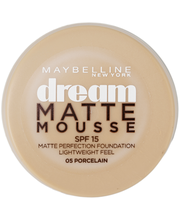 Maybelline dream matte mousse 18 ml 005 light beige meikkivoide