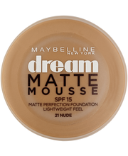 Maybelline Dream Matte Mousse SK15 meikkivoide 18 g