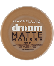 Maybelline Dream Matte Mousse 048 Sun Beige