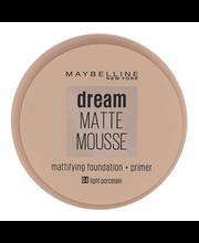 Maybelline Dream Matte Mousse vaahtomeikkivoide 004 Champagne