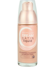 Maybelline New York Dream Satin Liquid -meikkivoide 30 ml