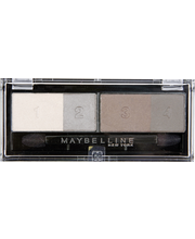 Maybelline Eye Studio Quad  31 Natur Smokes luomiväri