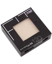 Maybelline Fit Me Luminous & Smooth  120 Classic Ivory -puuteri