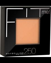 Maybelline Fit Me Luminous & Smooth 250 Sun Beige -puuteri