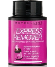 Maybelline Express Remover Pot 75ml kynsilakanpoistoaine