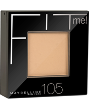 Maybelline Fit Me Luminous & Smooth 105 Natural Ivory -puuteri