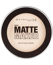 Maybelline Matte Maker 10 Classic Ivory -puuteri
