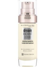 Maybelline Dream Satin Liquid 01 Natural Ivory -meikkivoide