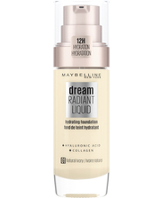 Maybelline Dream Satin Liquid 03 True Ivory -meikkivoide