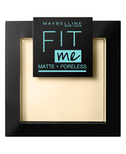 Maybelline New York Fit Me Matte + Poreless 115 -puuteri