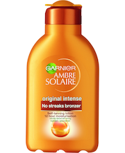 Garnier Ambre Solaire Original Intense No Steaks Bronzer 150ml itseruskettava emulsio