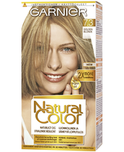 Garnier Natural Color 7.3 Golden Blonde Kestoväri