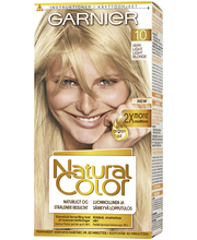 Garnier Natural color 10 Very Light Light Blonde Kestoväri