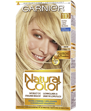 Garnier Natural Color 110 Extra Light Light Blonde Kestoväri