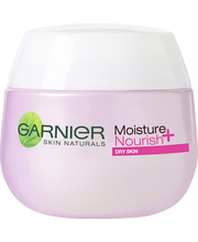 Garnier Skin Active 50ml Moisture+ Nourish kosteusvoide kuivalle iholle
