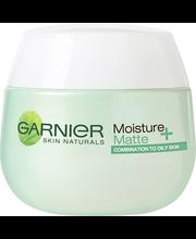 Garnier Skin Active 50ml Moisture+ Matte kosteusvoide rasvoittuvalle ja sekaiholle