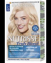Garnier Nutrisse Truly Blonde L ++ Extreme Strong Blonding Äärimmäisen vahva vaalennus