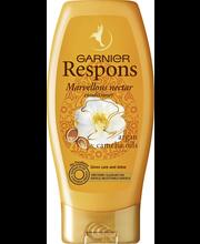 Garnier Respons 200ml Marvellous Nectar hoitoaine kuiville ja kiillottomille hiuksille