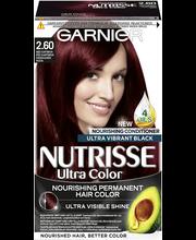 Garnier Nutrisse 2.60 Ultra Color Kirsikkainen Musta kestoväri