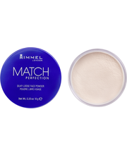 Rimmel 10 g Match Perfection Loose Powder 001 Translucent irtopuuteri