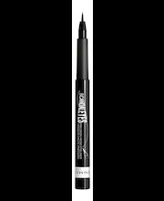 Rimmel 1,1 ml Scandal'Eyes Precision Micro Eyeliner 001 Black, musta nestemäinen silmänrajausväri