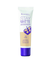 Rimmel 30ml Stay Matte Foundation 100 Ivory meikkivoide