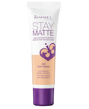 Rimmel 30ml Stay Mat F...