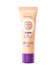 Rimmel 30ml BB Cream Matte 001 Light bb-voide